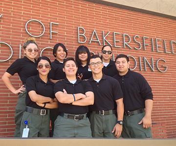 Bakersfield Criminal Justice program visits police department