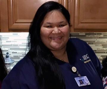 Temecula Medical Assisting graduate Kryshelle Plunkett